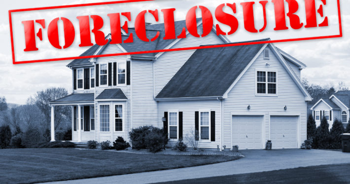 Foreclosure House