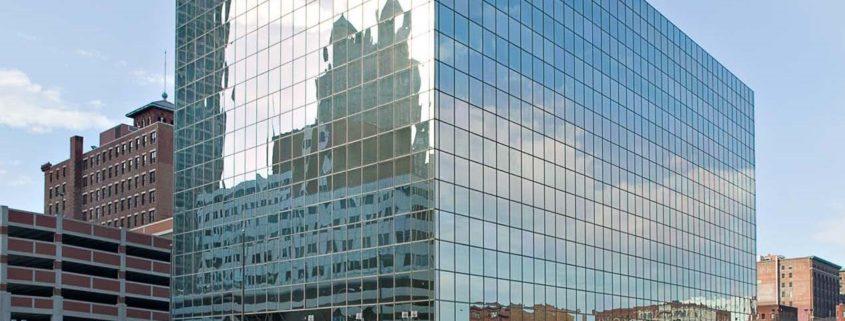flash cube building in kansas city, mo
