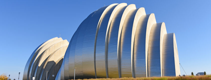 KANSAS CITY, MO Kauffman Center for the Performing Arts - kansas city real estate investing