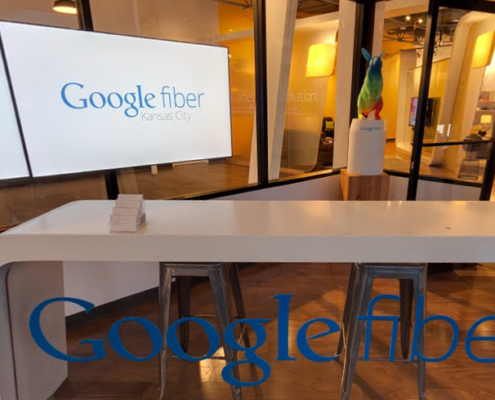 Google Fiber headquarters Westport Rd. Kansas City, MO
