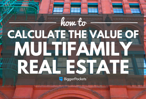 Calculating the real value of Multi Family real estate